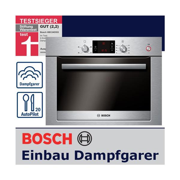 Bosch stoomoven